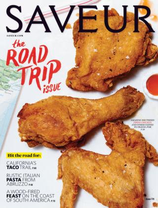 Saveur May 2015
