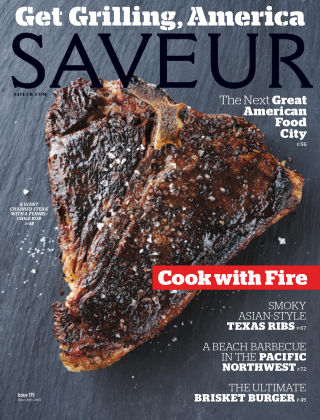 Saveur June / July 2015