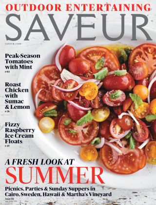 Saveur Aug / Sept 2015