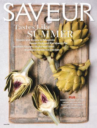 Saveur Summer 2016