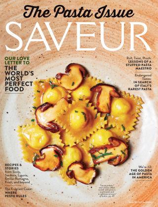 Saveur Oct-Nov 2017