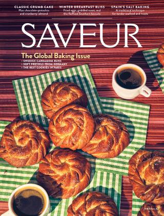 Saveur VOL. 4 - 2018