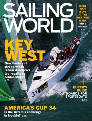 Sailing World April 2013