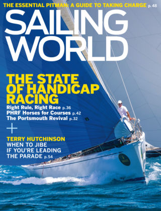 Sailing World May 2013