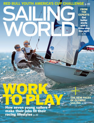 Sailing World June 2013