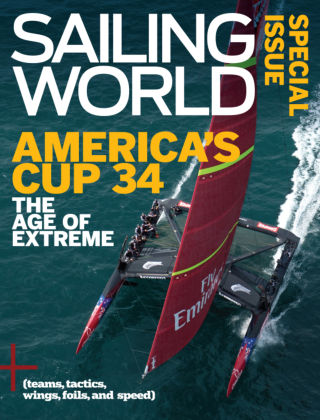 Sailing World August 2013