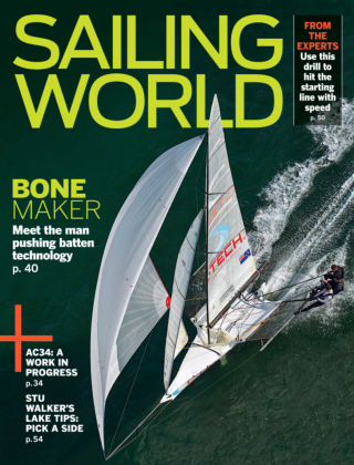 Sailing World September 2013