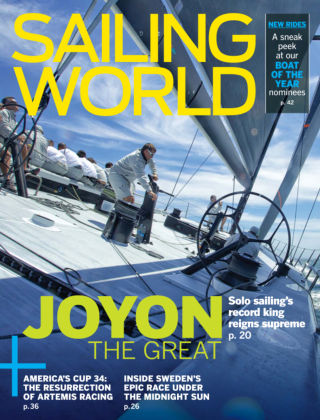 Sailing World October 2013
