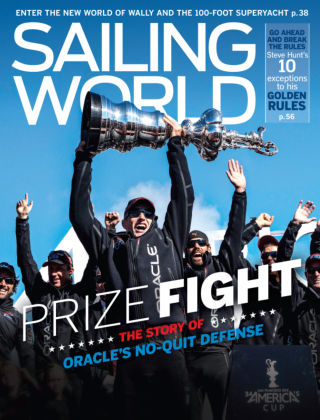 Sailing World Nov / Dec 2013