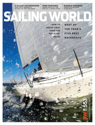 Sailing World Jan / Feb 2014