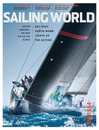 Sailing World March / April 2014