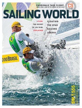 Sailing World May / June 2014
