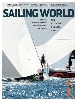 Sailing World July / August 2014