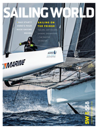 Sailing World Nov / Dec 2014