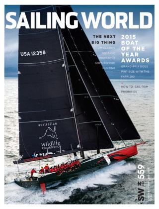 Sailing World Jan / Feb 2015