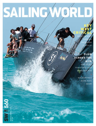 Sailing World March / April 2015