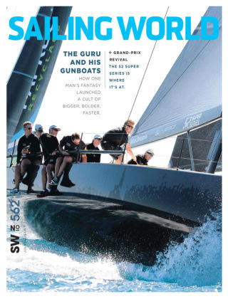 Sailing World July / August 2015