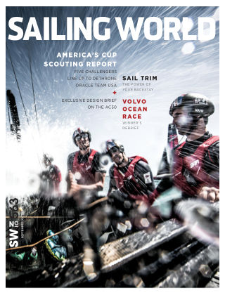 Sailing World Sep / Oct 2015