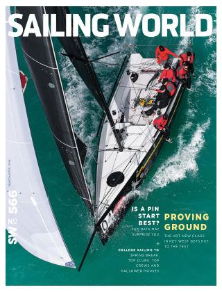 Sailing World Mar-Apr 2016