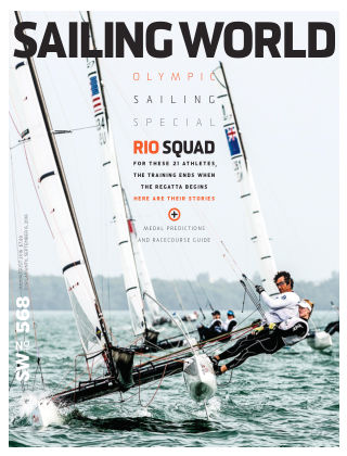Sailing World Jul-Aug 2016