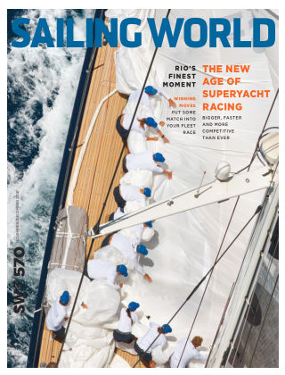 Sailing World Nov-Dec 2016