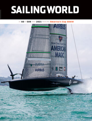 Sailing World Winter 2021