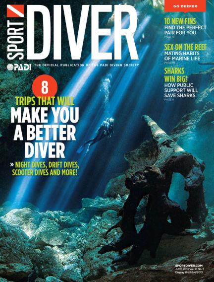 Sport Diver April 27, 2013 00:00