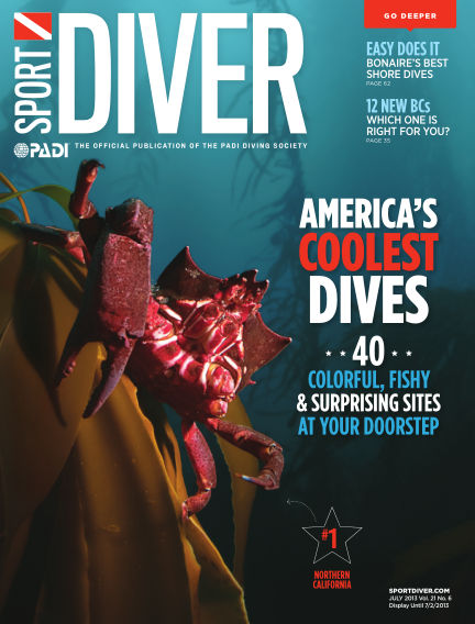 Sport Diver May 25, 2013 00:00