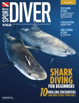 Sport Diver August 2013