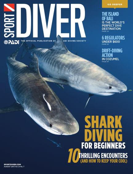 Sport Diver June 22, 2013 00:00
