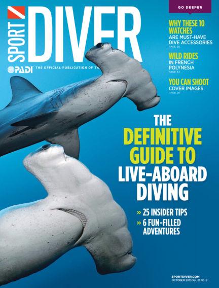 Sport Diver August 31, 2013 00:00