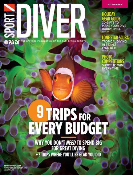 Sport Diver October 05, 2013 00:00