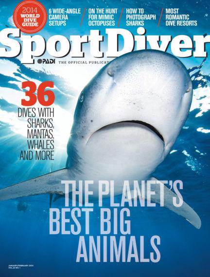 Sport Diver December 14, 2013 00:00