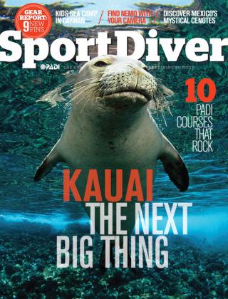 Sport Diver April 2014