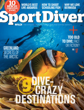 Sport Diver May 2014