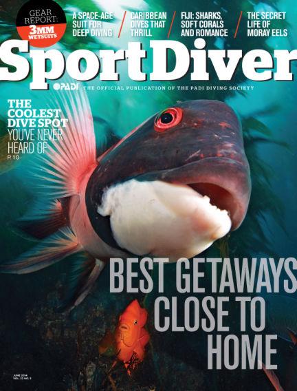 Sport Diver April 26, 2014 00:00