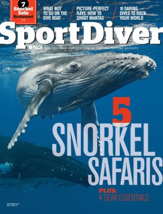 Sport Diver September 2014