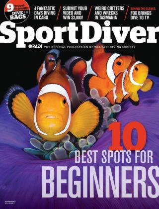 Sport Diver October 2014