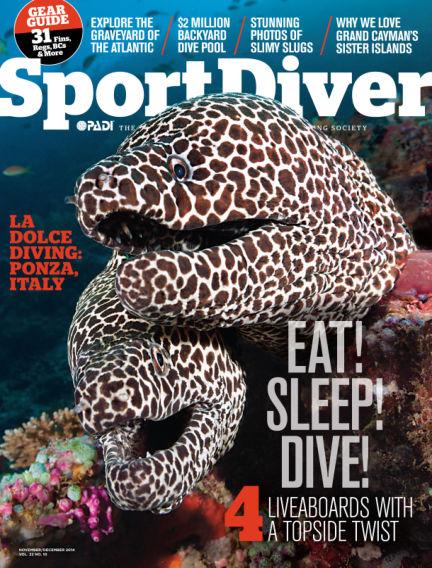 Sport Diver October 18, 2014 00:00