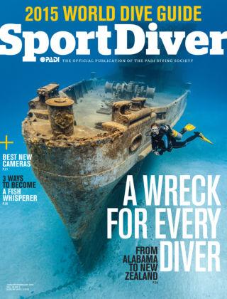 Sport Diver Jan / Feb 2015
