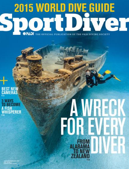 Sport Diver February 01, 2015 00:00