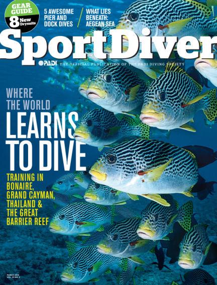 Sport Diver January 24, 2015 00:00