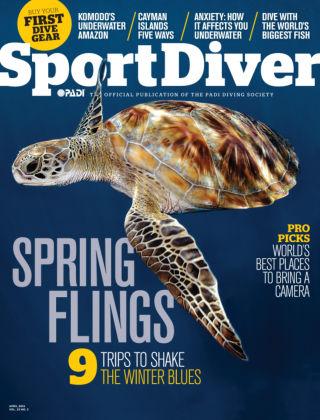 Sport Diver April 2015