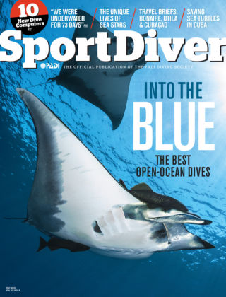 Sport Diver May 2015