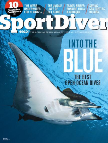 Sport Diver March 21, 2015 00:00