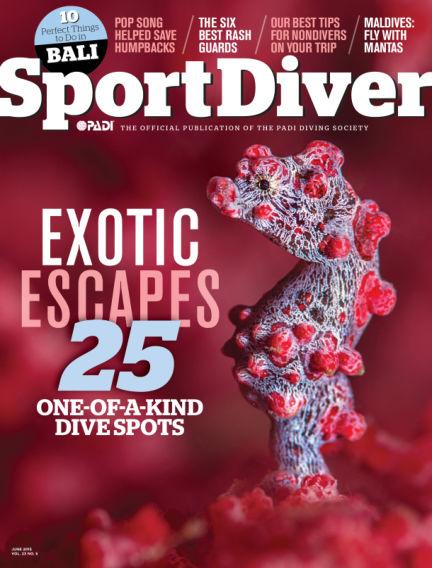 Sport Diver April 25, 2015 00:00