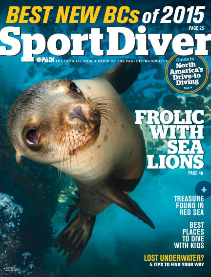 Sport Diver May 23, 2015 00:00