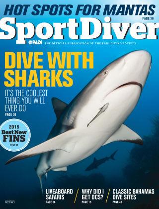 Sport Diver August 2015