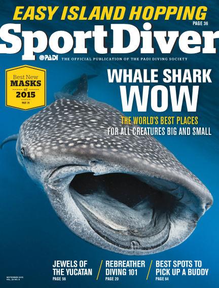 Sport Diver July 25, 2015 00:00