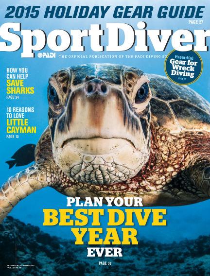Sport Diver October 03, 2015 00:00